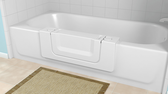 Convertible Tub Inserts Mobility Plus